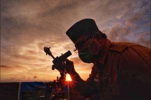 Hilal Tak Terlihat di Makassar