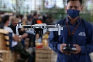 Drone DJI Kuasai Pasar Indonesia