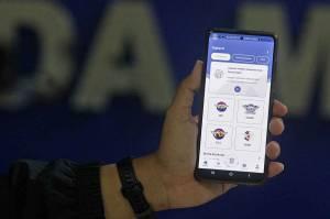 Peluncuran Aplikasi Perpanjangan SIM Daring