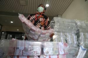 Momen Ramadan dan Idul Fitri, BI Jawa Timur Siapkan Rp11,5 Triliun Uang Baru
