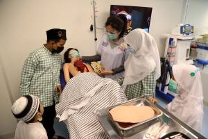 Anak Yatim Piatu Nikmati Keseruan Jadi Warga Negara KidZania Surabaya
