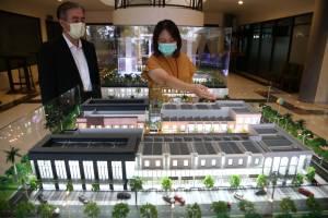 Pasar Properti Menggeliat, Intiland Sukses Pasarkan Proyek Tierra SOHO Surabaya