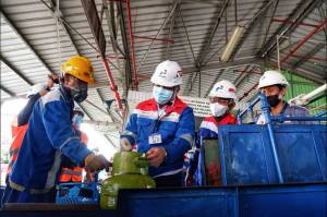 Pertamina Pastikan Pasokan BBM di Regional Sulawesi Aman