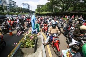 Hari Kedua Lebaran, 39.000 Wisatawan Serbu Taman Impian Jaya Ancol