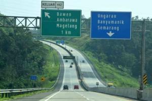 Jalan Tol Semarang-Solo Lengang, Arus Balik Lancar