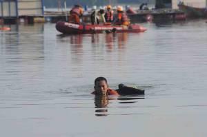 Pencarian Dua Korban Tenggelamnya Perahu Wisata Kedung Ombo