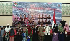 Laskar MerahPutih Indonesia DKI Jakarta Resmi Dikukuhkan