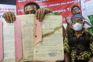 Relawan Jokowi Dukung Presiden dan Kapolri Berantas Mafia Tanah
