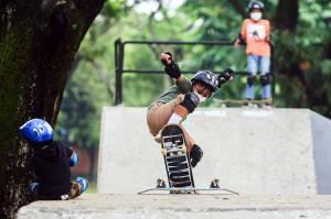 Green Skate Lesson, Wadah Anak Kembangkan Bakat Skate