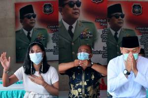 Doa Lintas Agama Jelang Haul ke-51 Presiden Soekarno