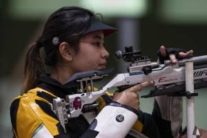 Atlet Menembak Vidya Gagal Melaju ke Final Olimpiade Tokyo