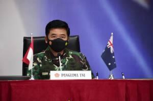 Panglima TNI dan CDF Australia Pimpin Sidang ke-9 Ausindo HLC 2021