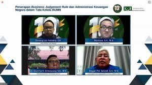 Pentingnya Penerapan Business Judgement Rule dan Administrasi Keuangan Negara dalam Tata Kelola BUMN