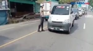 Penyekatan Berimbas Pada Aktifitas Warga Yang Akan Masuk Ke Cirebon