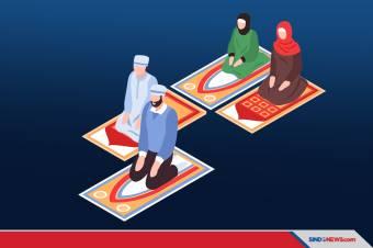 Tata Cara Melaksanakan Sholat Id Idul Fitri di Rumah