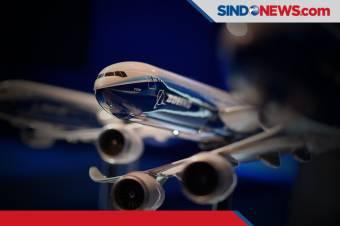 Boeing Pangkas Lebih dari 12.000 Pegawai di AS
