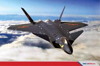 Memiliki Chengdu J-20, Tidak Cukup Untuk China Bersaing Dengan AS