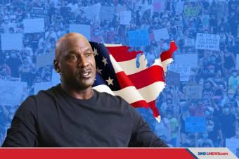 Kematian George Floyd, Picu Kemarahan Michael Jordan-Atlet Dunia