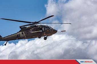 Black Hawk Berhasil Luncurkan Drone ALTIUS 600 dari Udara