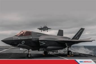 Rela Terdeteksi Radar, Seluruh F-35 Batch 14 dilengkapi Hard Pylons