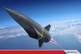 Rudal Hipersonik AS Tak Sengaja Lepas dari Bomber B-52 dan Meledak