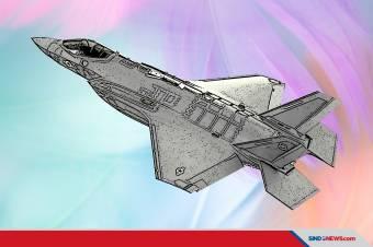 F-35 Jet Tempur Siluman AS Dikerahkan ke Timur Tengah, Lawan Iran?