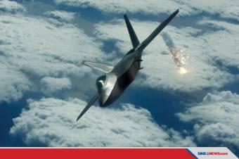 Belum Menemui Saingan yang Sepadan Akankah F-22 Dipensiunkan Dini