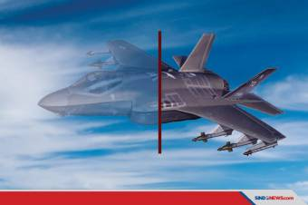 Sifat Stealthnya Dianggap Kurang F-35 Akan Adopsi Chaff Dispenser