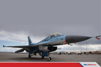 Tak Sama, F-16