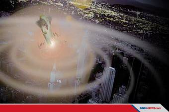 China Dilaporkan Bikin Senjata Nuklir Super-EMP yang Bisa Lumpuhkan AS