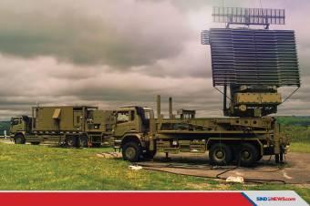 Amerika Serikat Hibahkan 3 Unit Multirole-Radar untuk Indonesia