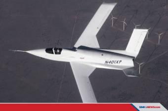 Son of Ares, Jet Tempur Hasil Eksperimental Tersembunyi Andalan AS
