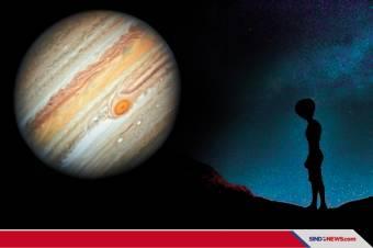 Ilmuwan NASA Yakin Jupiter Jadi Sarang Alien