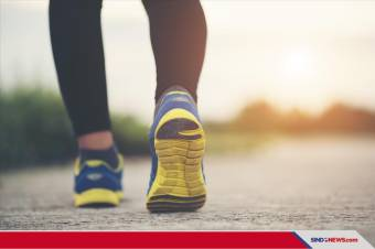 Jalan Santai Membantu Menurunkan Berat Badan dan Lemak Perut