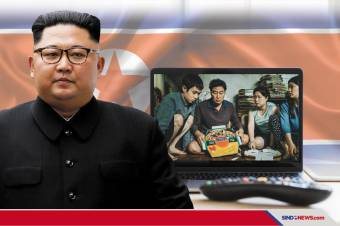Kim Jong-un Kecolongan, 70 Persen Rakyat Korut Menonton Drakor