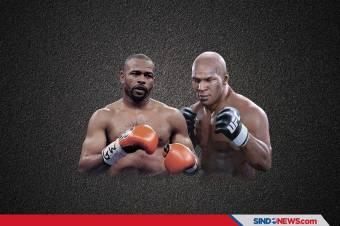 Duel Tyson vs Jones Bisa Brutal, Mereka Ogah Jadi Pecundang