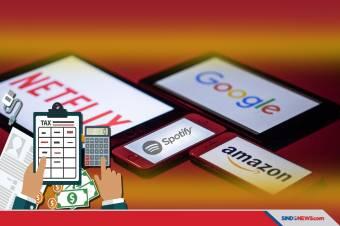 Perusahaan Pemungut Pajak Digital Sudah Ditunjuk, Siapa Saja?
