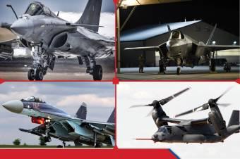 Pesawat-Pesawat Canggih yang Masuk Daftar Beli Indonesia