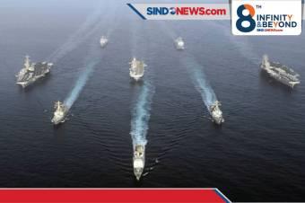 8 Angkatan Laut Terkuat di Dunia, Empat Berasal dari Asia