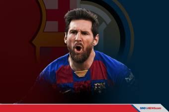 Inter Milan Tawarkan Upah Rp4,52 T untuk Rekrut Messi dari Barca