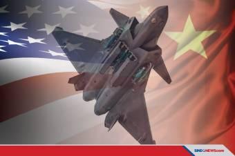China Akui Jet Tempur Siluman J-20 Memang Terinspirasi Pesawat AS