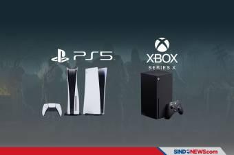 Persaingan Sengit Konsol Game PlayStation 5 dengan Xbox Series X