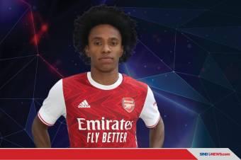 Dikontrak Tiga Tahun, Willian Resmi Bergabung dengan Arsenal
