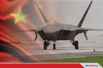 Perancang J-20: F-22 Raptor Tak kan Kompeten Melawan China