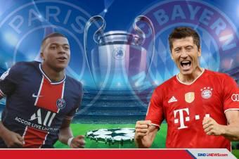 Bayern Muenchen Tantang PSG di Final Liga Champions