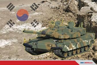 Korsel Membuat Mesin Tank 1500HP, Indonesia Jadi Calon Pembeli