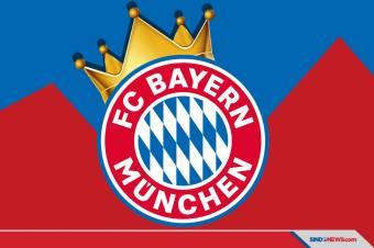 Rahasia Tiga Gelar Bayern Muenchen