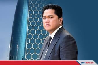 Mimpi Erick Thohir Rampingkan BUMN Jadi 40 Perusahaan, Bisakah?