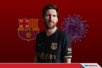 Barca Ultimatum Messi Karena Tolak Tes PCR untuk Persiapan Pramusim