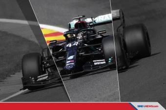 Hamilton Perbesar Peluang Jaga Juara F1 Setelah Kuasai GP Belgia
